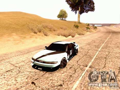 Nissan Silvia S14 Matt Powers 2012 for GTA San Andreas