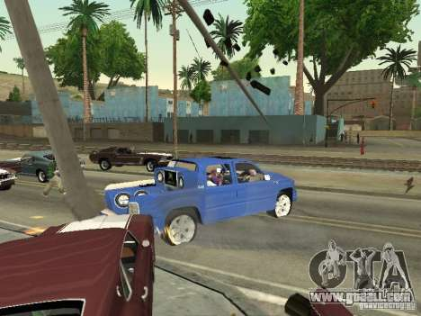 Ballas 4 Life for GTA San Andreas forth screenshot