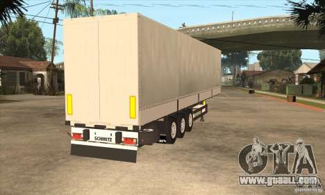 Trailer for GTA San Andreas right view