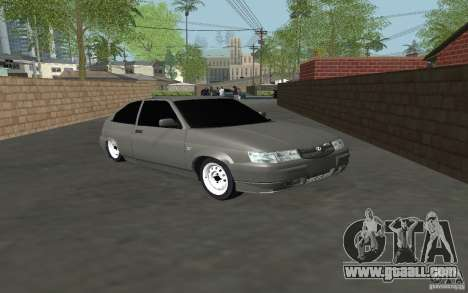 VAZ-2112 Coupe for GTA San Andreas