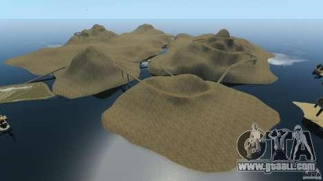 Desert Rally+Boat for GTA 4