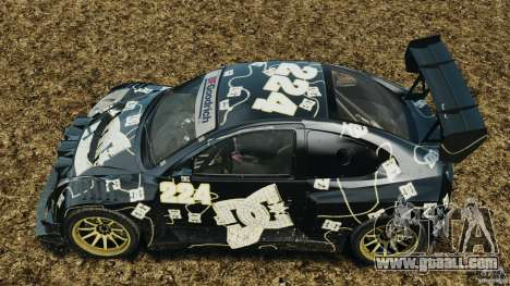 Colin McRae BFGoodrich Rallycross for GTA 4 right view