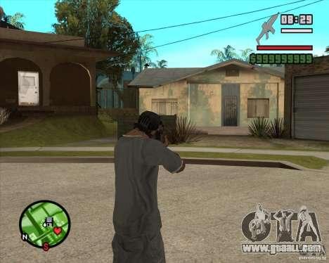 End Of Days: XM8 (HD) for GTA San Andreas third screenshot