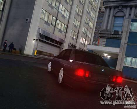 BMW M3 E30 for GTA 4 left view