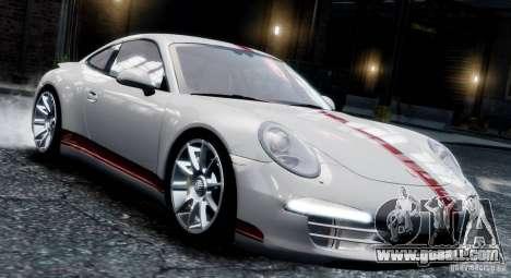 Porsche 911 (991) EPM for GTA 4