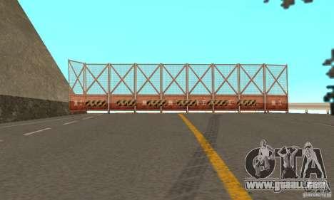 Welcome to AKINA Beta3 for GTA San Andreas sixth screenshot