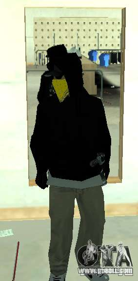 Vagos Gang Skins for GTA San Andreas sixth screenshot