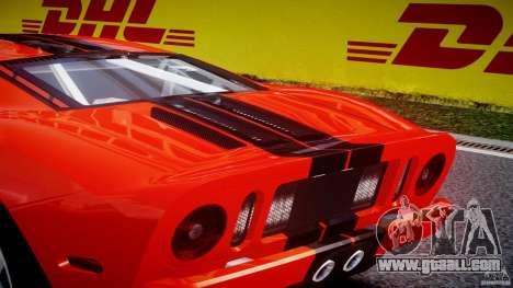 Ford GT 2006 v1.0 for GTA 4 interior