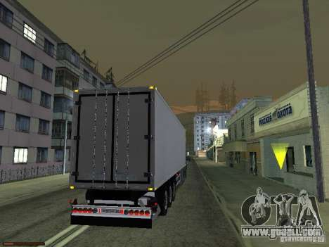 Trailer lights v3.0 for GTA San Andreas second screenshot