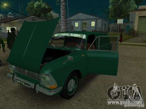 AZLK 434 for GTA San Andreas right view