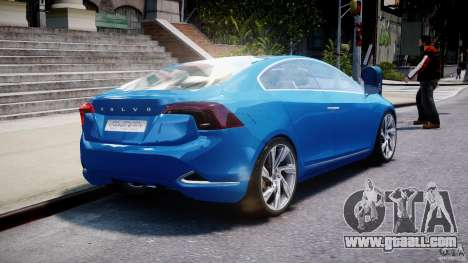 Volvo S60 Concept for GTA 4 side view