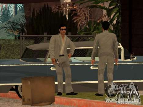 Vito Scaletta Made Man for GTA San Andreas third screenshot