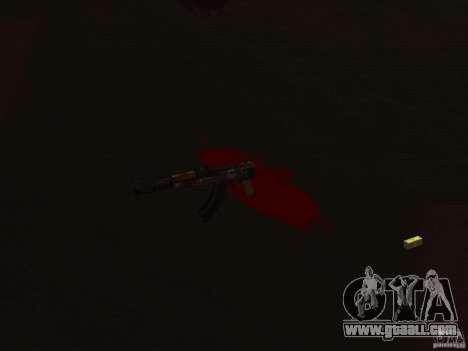 Pak domestic weapons version 2 for GTA San Andreas forth screenshot