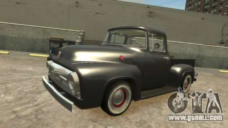 Ford F-100 1954 for GTA 4
