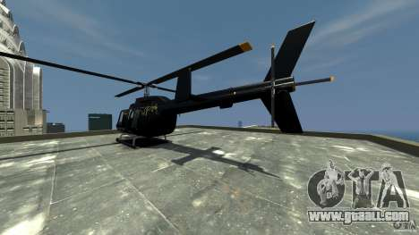 Helicopter Generation-GTA for GTA 4