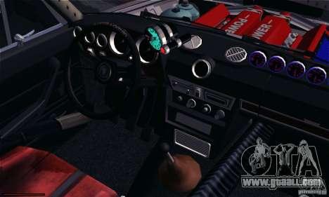 VAZ 2106 Turbo for GTA San Andreas right view