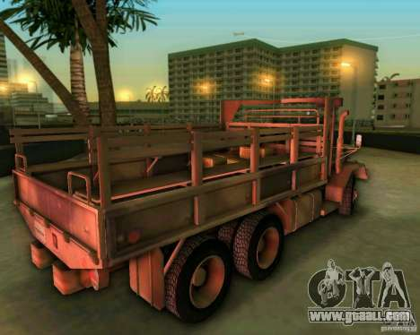 M352A for GTA Vice City back left view