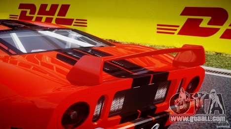 Ford GT 2006 v1.0 for GTA 4 engine