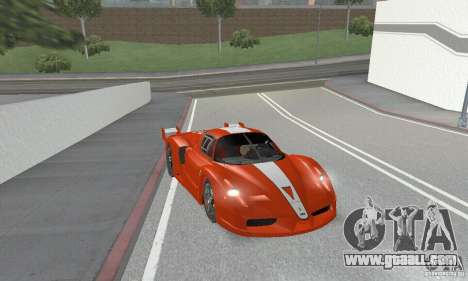 Ferrari FXX for GTA San Andreas