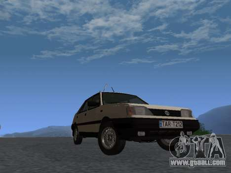FSO Polonez Atu 1.4 GLI 16v for GTA San Andreas back left view