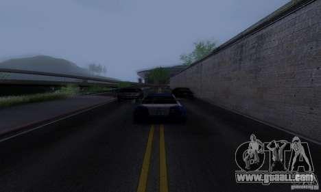 ENB Reflection Bump 2 Low Settings for GTA San Andreas sixth screenshot