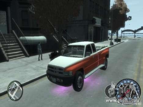 Dodge Ram 3500 for GTA 4