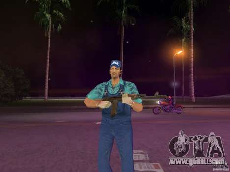 Pak Domestic Weapons for GTA Vice City