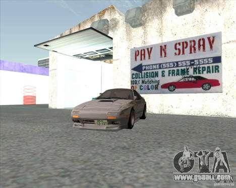 Mazda Savanna RX-7 FC3S for GTA San Andreas