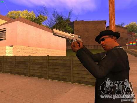 TeK Weapon Pack for GTA San Andreas fifth screenshot