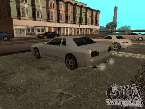 Standard Elegy for GTA San Andreas left view
