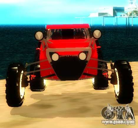 Buggy V8 4x4 for GTA San Andreas right view