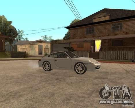Porsche 911 TARGA for GTA San Andreas