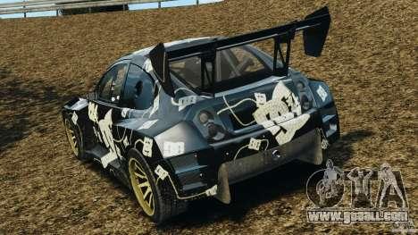 Colin McRae BFGoodrich Rallycross for GTA 4 back left view