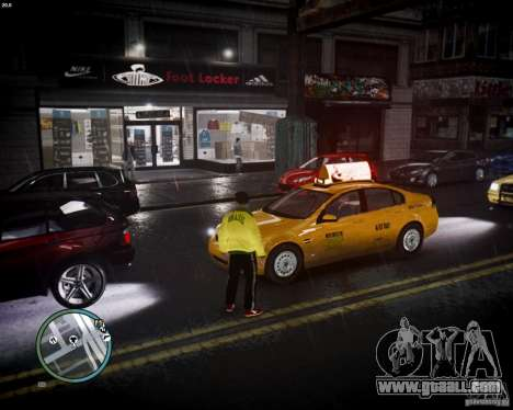 Foot Locker Shop v0.1 for GTA 4 fifth screenshot