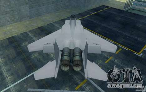 F-15 for GTA San Andreas right view