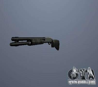 Pak high polygonal weapons for GTA San Andreas third screenshot