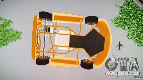 Karting for GTA 4 upper view