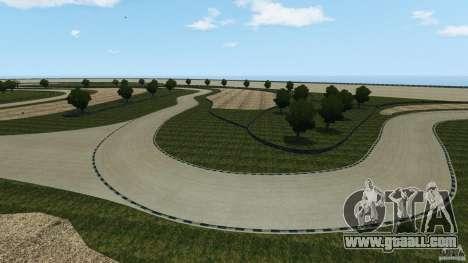 Dakota Raceway [HD] Retexture for GTA 4 ninth screenshot