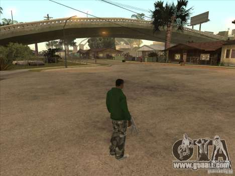 Teleport to a marker for GTA San Andreas second screenshot
