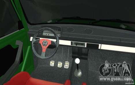 Vaz-2101 Lada Sport for GTA San Andreas upper view