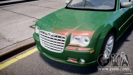 Chrysler 300C SRT8 Tuning for GTA 4 side view