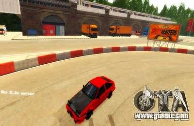 London Drift for GTA San Andreas second screenshot