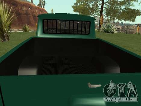 IZH 27151 PickUp for GTA San Andreas right view