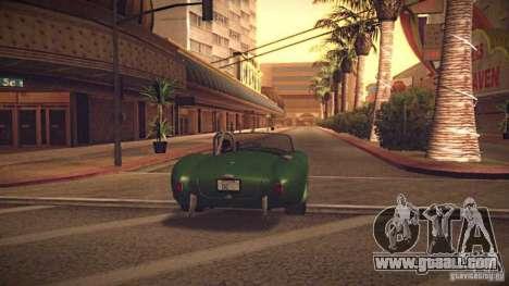 ENB v2 by Tinrion for GTA San Andreas third screenshot