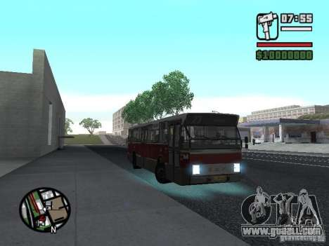 DAF CSA 1 City Bus for GTA San Andreas