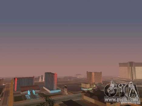Timecyc Setup v 2.0 for GTA San Andreas sixth screenshot