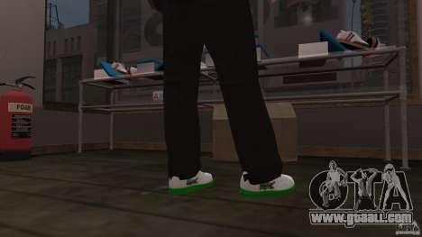 Lacoste runners for GTA 4 third screenshot