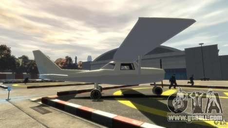 San Andreas Dodo for GTA 4 left view
