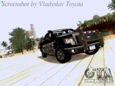 Ford F-150 Interceptor for GTA San Andreas
