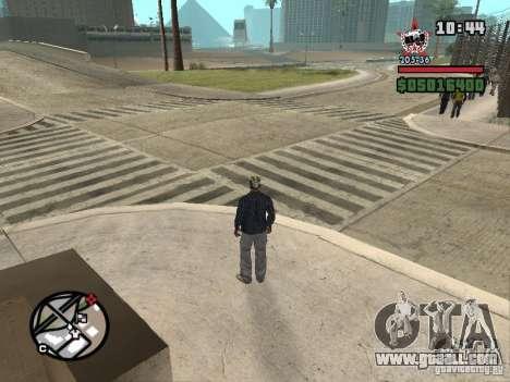 Todas Ruas v3.0 (Las Venturas) for GTA San Andreas forth screenshot